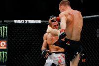 Петр Ян нокаутировал Юрайю Фэйбера на UFC 245