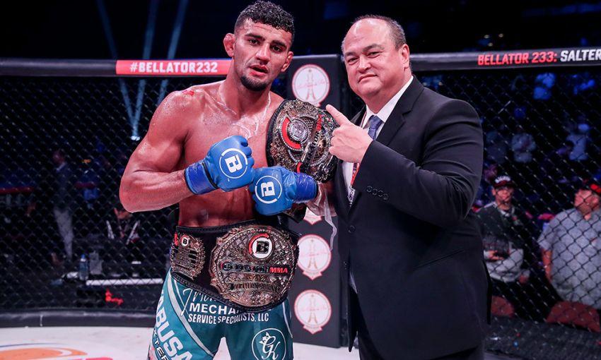 Даглас Лима надеется, что его бой с Мусаси будет одним из первых после возобновления турниров Bellator