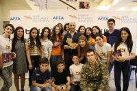 Артур Абрахам посетил стройку первого семейного спорткомплекса в Масисе
