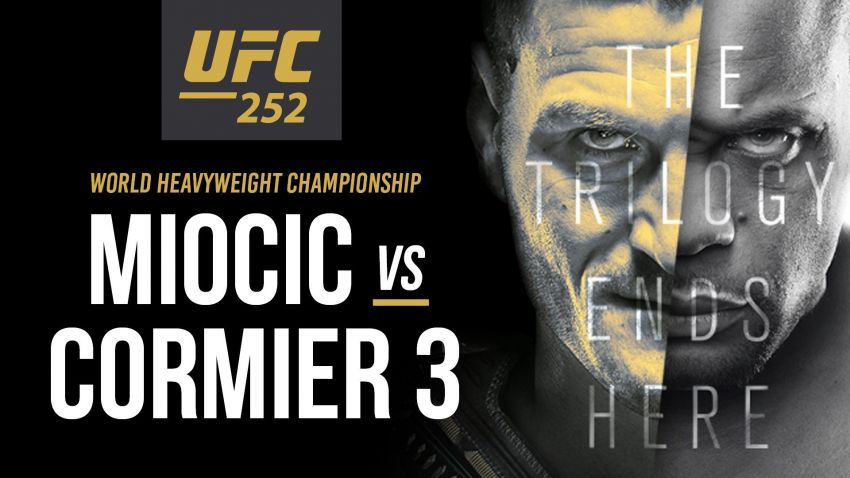 Стипе Миочич -Даниэль Кормье. Часть третья. Прогноз на главный бой UFC 252