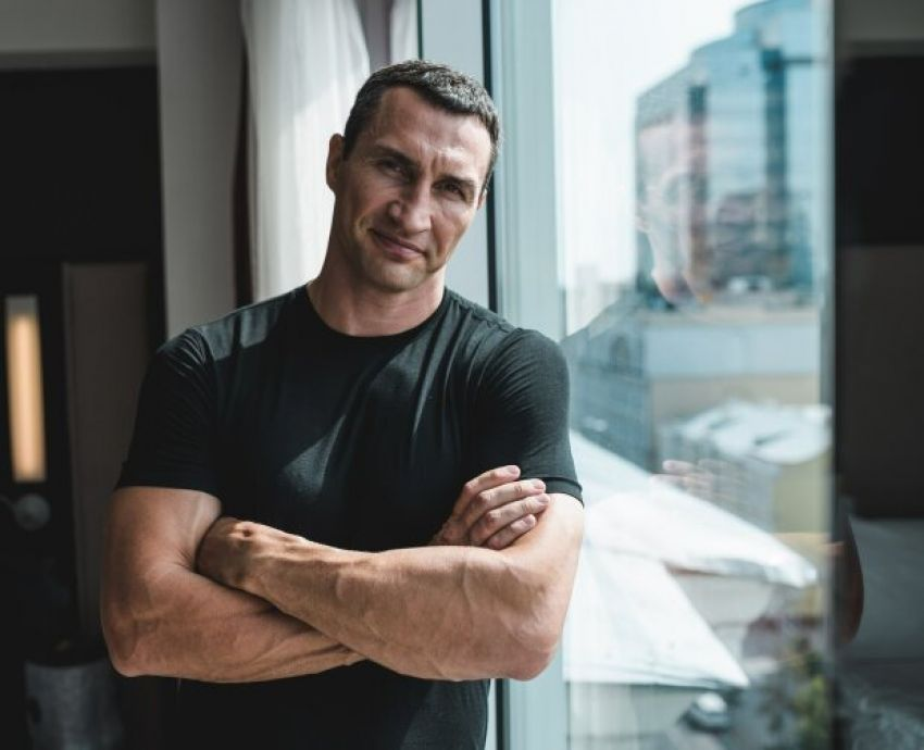Владимир Кличко рассказал, кого считает величайшим боксером всех времен