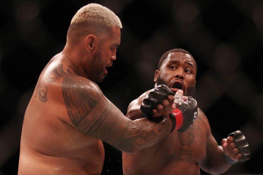 UFC Fight Night 142: Марк Хант проиграл в последнем поединке в UFC