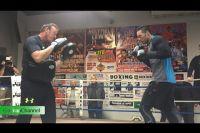 Открытая тренировка Джозефа Паркера перед боем с Карлосом Такамом