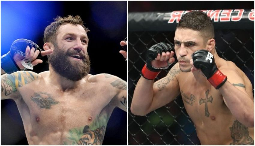 Майкл Кьеза против Диего Санчеса на турнире UFC 239