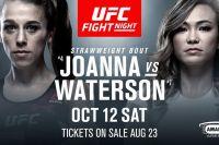 РП ММА №41 (UFC FIGHT NIGHT 161 / BELLATOR 230): 12 октября