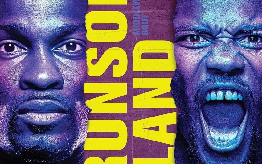 UFC on ESPN 21 Fightcard