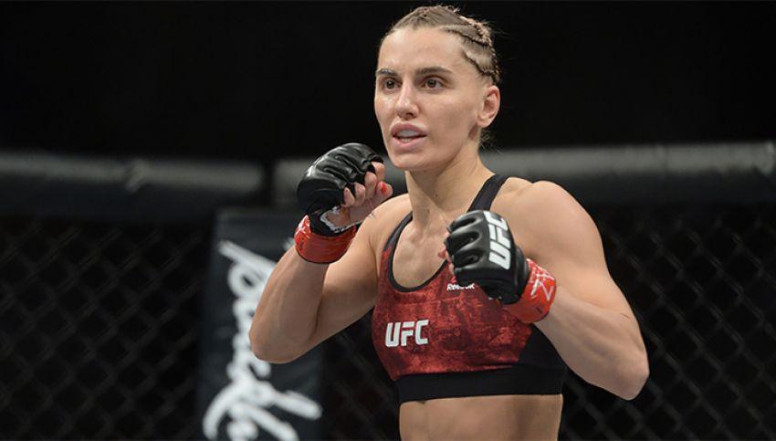 Александра Албу призналась, что UFC для нее лишь хобби