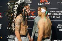 Видео боя Казула Варгас - Брок Вивер UFC Fight Night 167