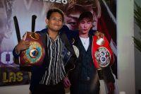 Джон Казимеро провел шуточную пресс-конференцию на Филиппинах, посвященную бою с Иноуэ