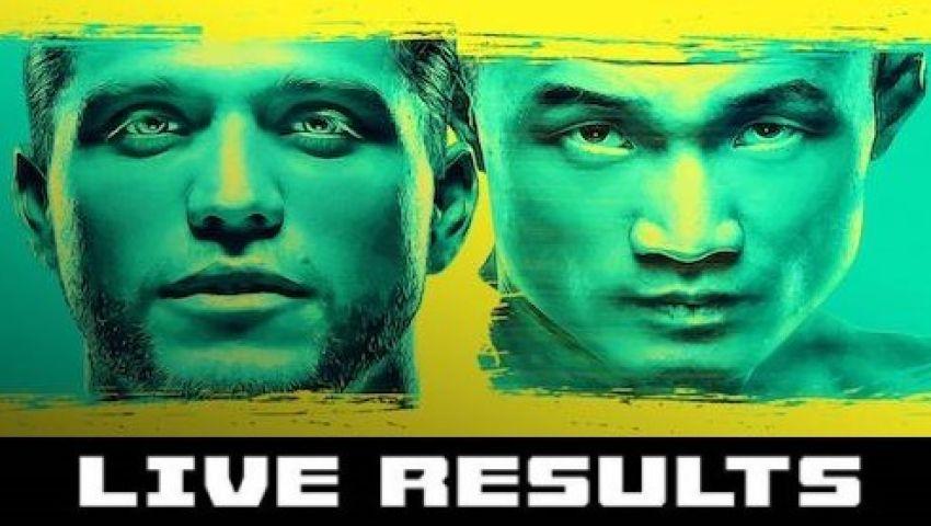 """Результаты турнира UFC on ESPN+ 38: Брайан Ортега - """"Корейский Зомби"""""""