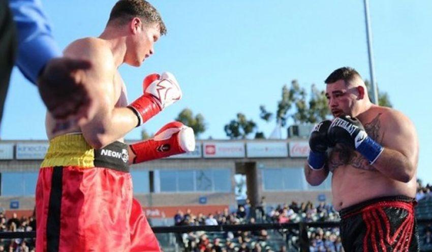 Александр Димитренко, который боксировал недавно с Руисом, считает, что Поветкин нокаутировал бы Руиса