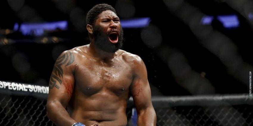 Кертис Блейдс легко финишировал Шамиля Абдурахимова во 2-м раунде на UFC 242
