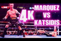 Яркие моменты боя Хуан Мануэль Маркес - Майкл Катсидис в 4K