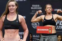 Видео боя Эспен Лэдд - Тоня Эвинджер UFC 229