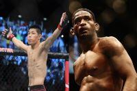 Нил Магни против Ли Джинлианга на турнире UFC 248