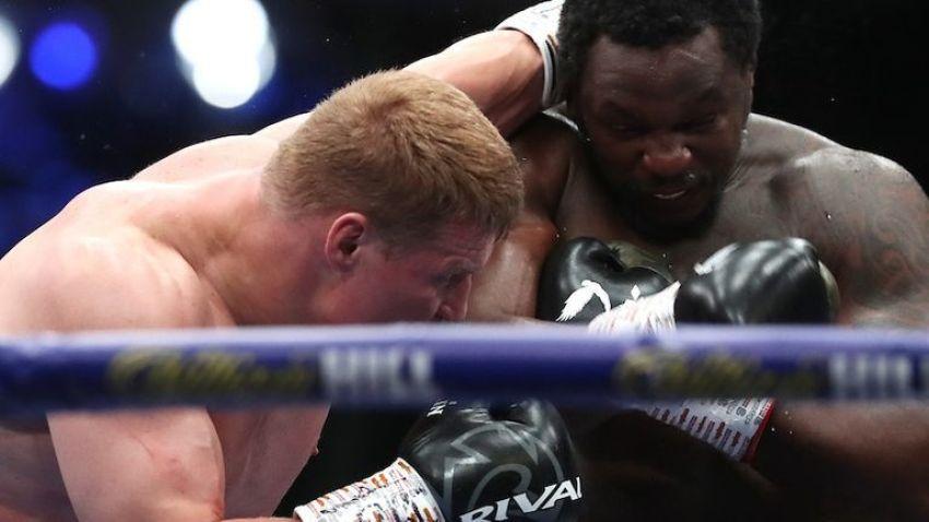 """Дэвид Хэй: """"Уайту следует забыть о боксерском поединке с Поветкиным, нужно просто наброситься на него"""""""