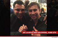 Де ла Хойя: если Головкин хочет драться сейчас, Альварес получит 90% от гонорара