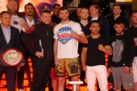 Первое бойцовское шоу «ЖАРА FIGHT» взорвало Москву