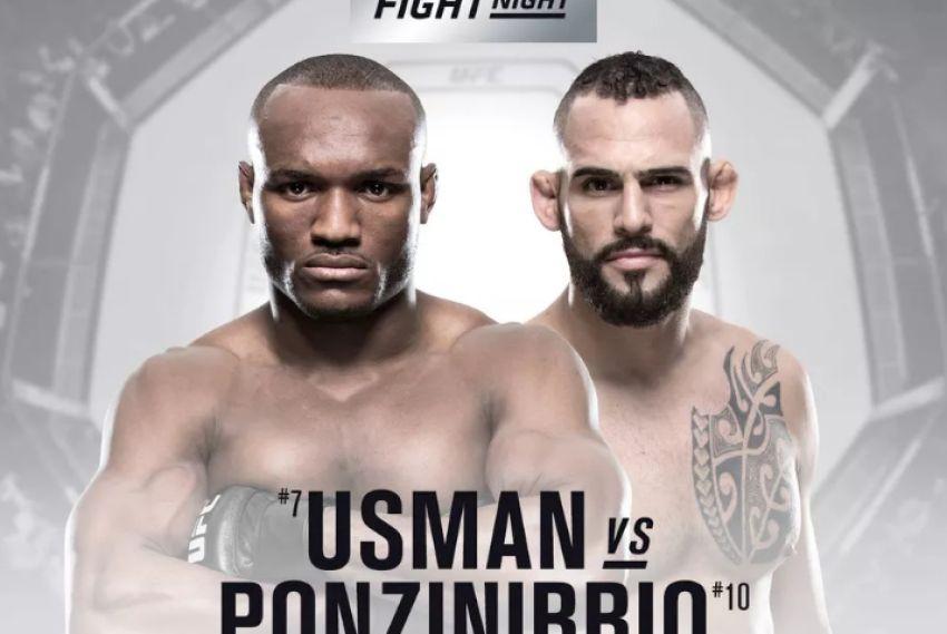 Файт Кард турнира UFC Fight Night 129. Возможное обновление состава участников турнира.