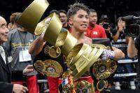 Слова Наои Иноуэ после победы над Нонито Донэйром в финале Всемирной боксерской суперсерии