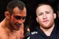 Джастин Гэтжи поделился прогнозом на бой с Тони Фергюсоном на UFC 249