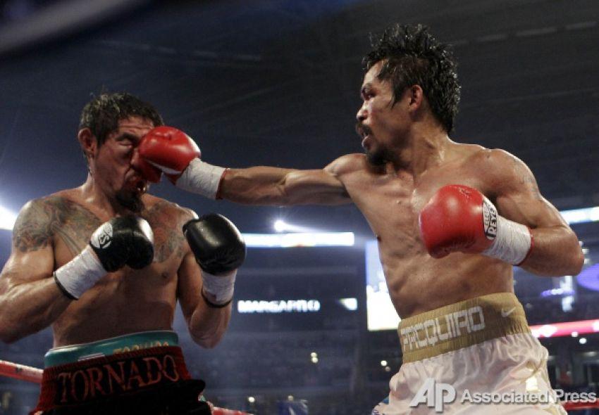 Этот день в истории: Мэнни Пакьяо победил Антонио Маргарито