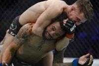Видео боя Андре Эвелл - Натаниэль Вуд UFC 232