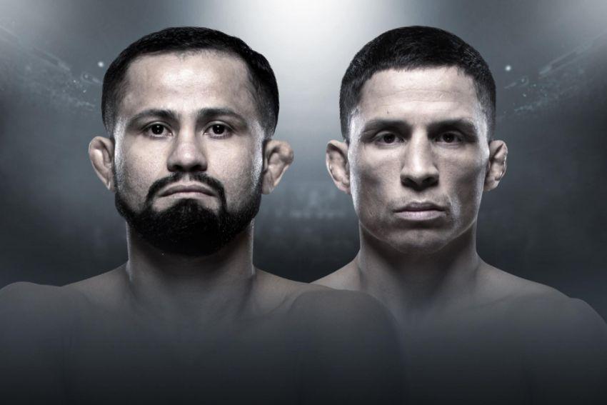 Официально: Джозеф Бенавидез против Жуссьера Формиги на UFC on ESPN 4