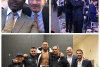 InstaBoxing 2 октября 2018: Кличко и Льюис снова встретились, Каллум Смит возвращается домой героем