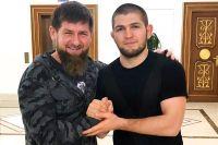 Хабиб Нурмагомедов отреагировал на слова Кадырова, назвавшего его проектом UFC