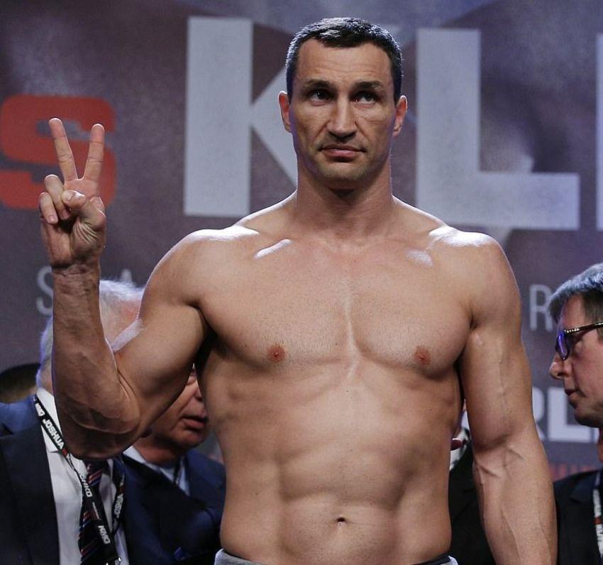 Владимир Кличко намекнул, что может вернуться в бокс