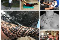 InstaBoxing 15 января 2019: Боксеры активно бьют новые тату и приступают к первым тренировкам в 2019 году
