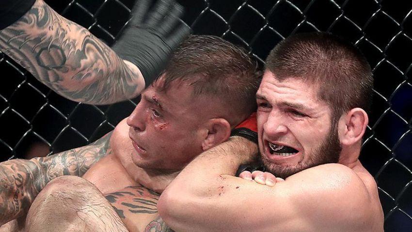 Медицинские отстранения участников турнира UFC 242
