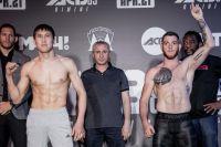 Видео боя: Нурсултан Кассымханов vs. Богдан Барбу. АСВ 85