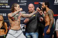 Видео боя Шон О`Мэлли - Хосе Куинонес UFC 248