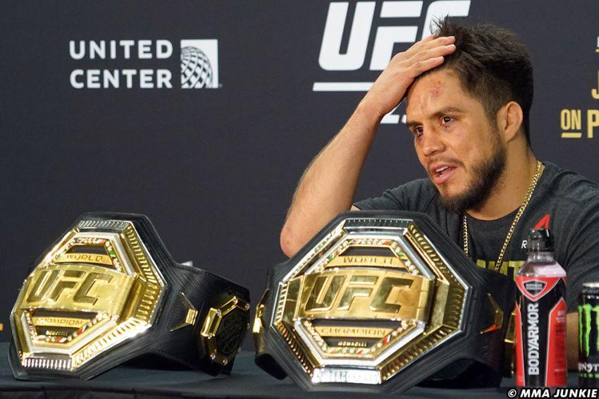 Генри Сехудо хочет получить более денежный контракт с UFC