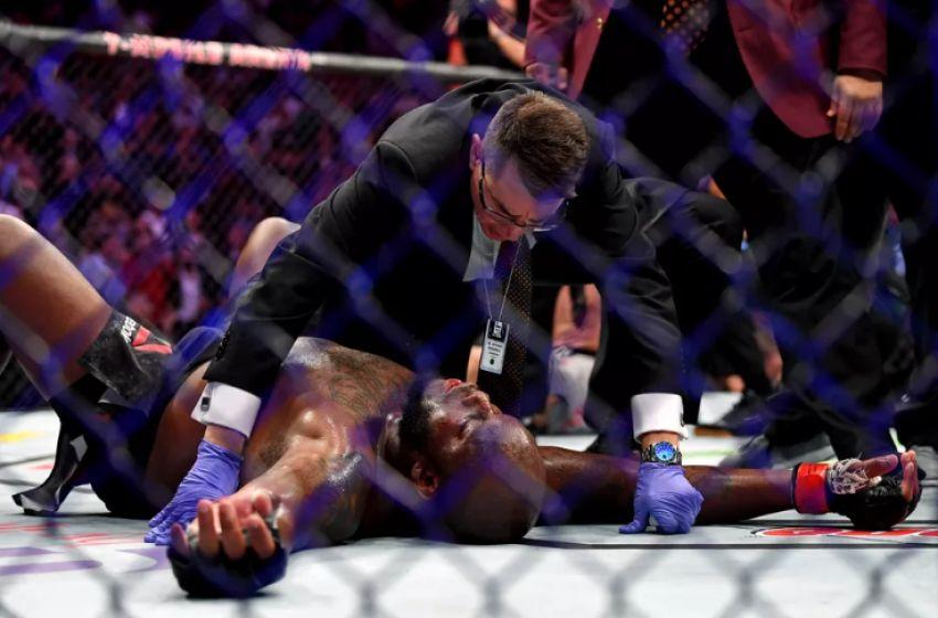 Льюис отказался драться c Миочичем на турнире UFC Fight Night 143 в Бруклине