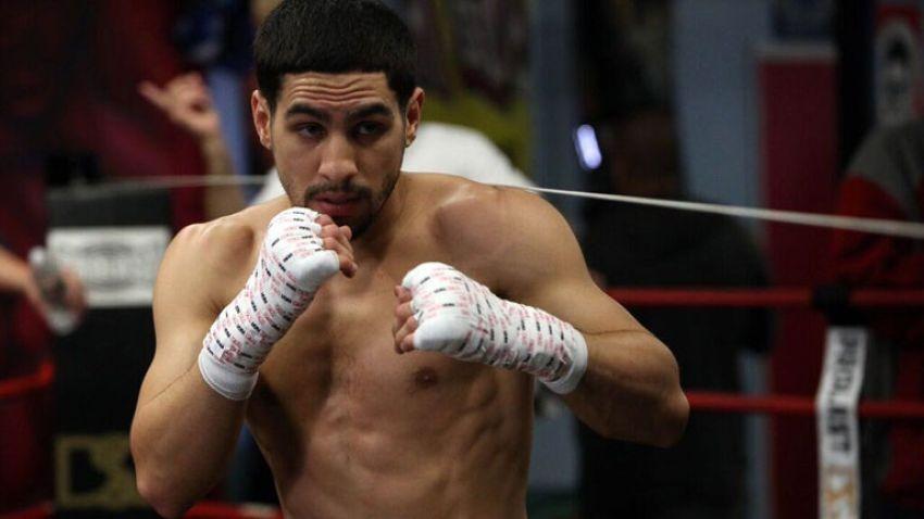 Дэнни Гарсия вернется в ринг 25-го января