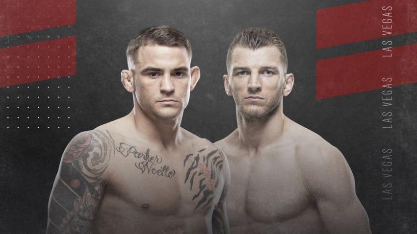 Прямая трансляция UFC on ESPN 12: Дастин Порье – Дэн Хукер
