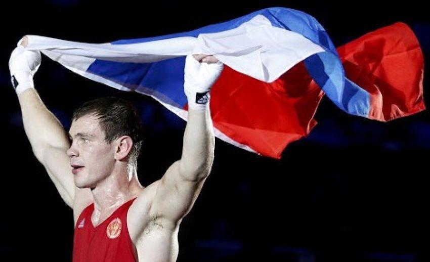 """Умар Кремлев: """"Отправиться на Олимпийские игры без гимна и флага - все равно что предать мать"""""""