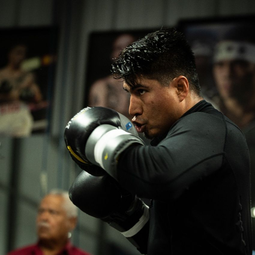 Майки Гарсия рассказал, с кем хочет драться, если не получит бой с Пакьяо