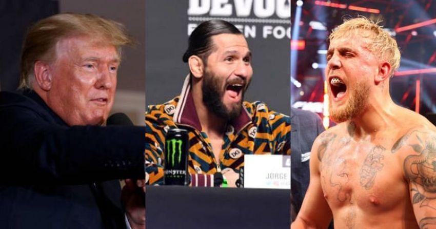 UFC News: Jorge Masvidal challenged the Paul brothers.