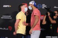 Видео боя Фарес Зиам - Джейми Малларки UFC on ESPN+ 38