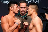 Видео боя Кунг Хо Канг - Пинюань Лю UFC Fight Night 165