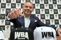 Президент WBA высказался о влиянии эпидемии коронавируса на бокс