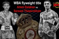 Артем Далакян узнал имя следующего соперника