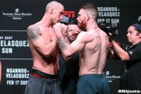 UFC on ESPN 1: Пол Фелдер победил Джеймса Вика