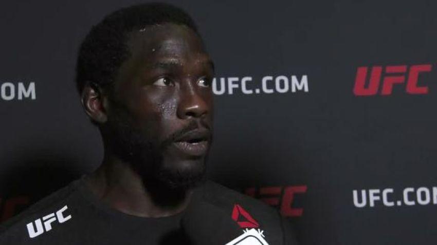 Джаред Каннонье: слова после победы над Андерсоном Сильвой на UFC 237