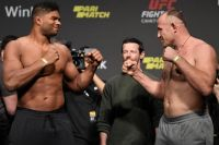Результаты турнира UFC Fight Night 149 Санкт-Петербург: Оверим - Олейник