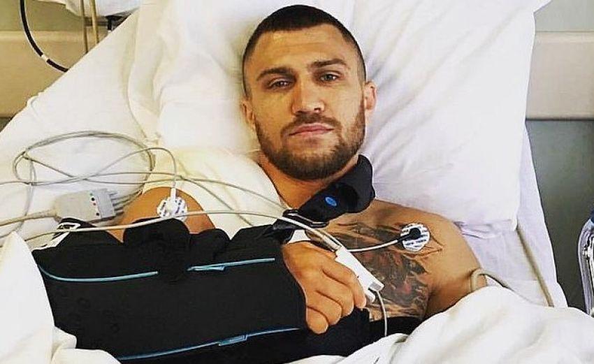 Эгис Климас рассказал о состоянии здоровья Ломаченко и назвал сроки его возвращения в ринг